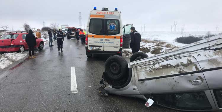 accident slatina brebeni