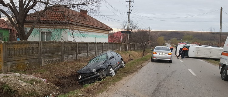 Accident Valea Mare 1